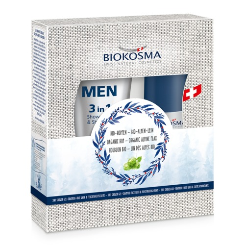 Douche & Body Biokosma Geschenkbox Men