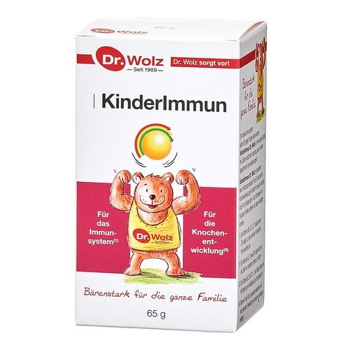 Immunsystem Dr. Wolz KinderImmun Für eine normale Funktion des Immunsystems