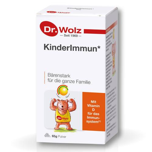 Immunkomplex Dr. Wolz KinderImmun Für eine normale Funktion des Immunsystems