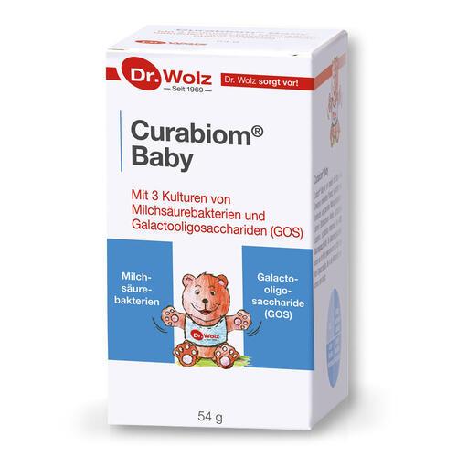 Darmgesund Dr. Wolz Curabiom Baby Speziell für Babys und Schwangere