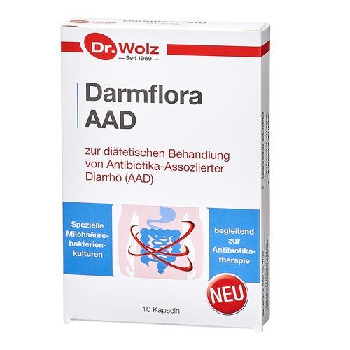 Darmgesund Dr. Wolz Darmflora AAD zur diätetischen Behandlung