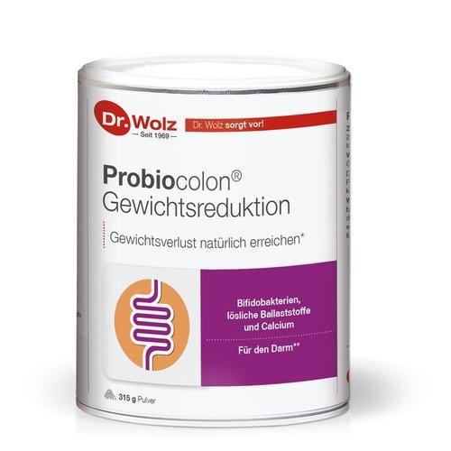 Darmgesund Dr. Wolz Probiocolon Gewichtsreduktion Gewichtsverlust natürlich erreichen*