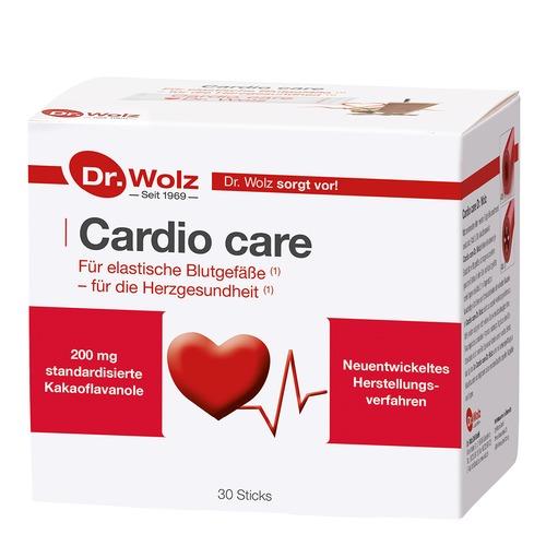 Herz & Kreislauf Dr. Wolz Cardio care Mit hochdosierten Kakaoflavanolen
