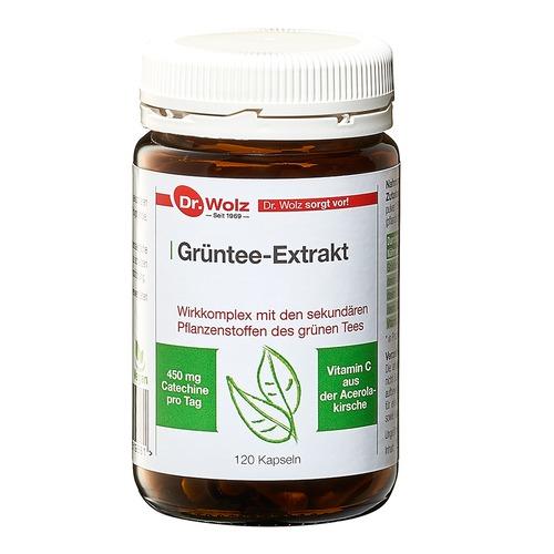 Phyto Dr. Wolz Grüntee-Extrakt Gegen Müdigkeit und Erschöpfung
