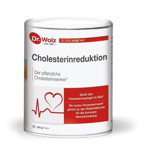 Herz & Kreislauf Dr. Wolz Cholesterinreduktion Der pflanzliche Cholesterinsenker