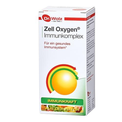 Immunkomplex Dr. Wolz Zell Oxygen® Immunkomplex Immunsystem natürlich stärken