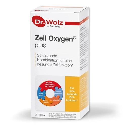 Stärkung & Regeneration Dr. Wolz Zell Oxygen plus Schützende Vitalstoffkombination
