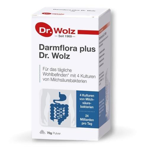 Darmgesund Dr. Wolz Darmflora plus Für eine gesunde, immunaktive Darmflora