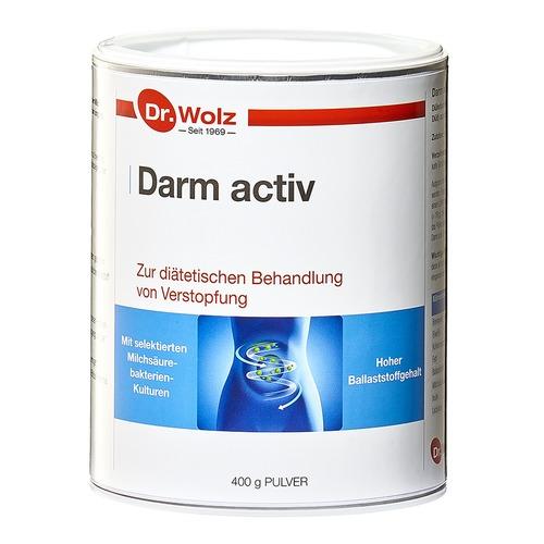 Darmgesund Dr. Wolz Darm activ - 400g Pulver Für eine gesunde Darmfunktion