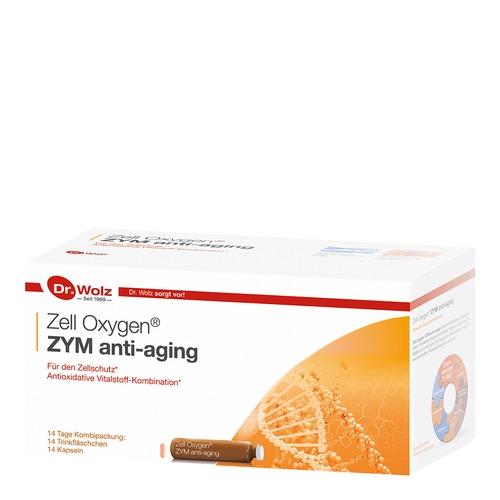 Stärkung & Regeneration Dr. Wolz Zell Oxygen ZYM anti-aging Für die Regeneration der Zellen