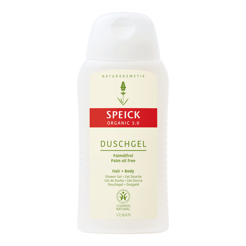 Organic 3.0 SPEICK Organic 3.0 Duschgel Hair + Body Pflege