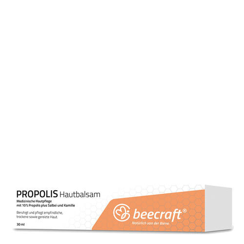 beecraft: PROPOLIS Hautbalsam - Medizinische Hautpflege mit 10 % Propolis