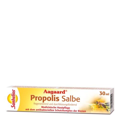 Aagaard Sanhelios Propolis Salbe Medizinische Hautpflege