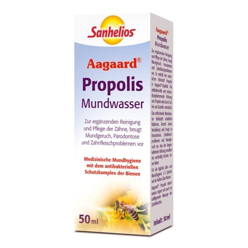 Aagard Sanhelios Propolis Mundwasser Medizinische Mundhygiene