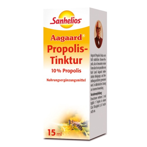 Aagard Sanhelios Propolis Tinktur Für gesunde Vitalität