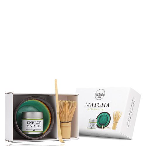 Tees TEATOX Matcha Zeremonie Set Set zur Zubereitung von Matcha Tee
