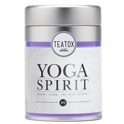Tee Teatox Yoga Spirit Bio Kräutertee mit Lavendel
