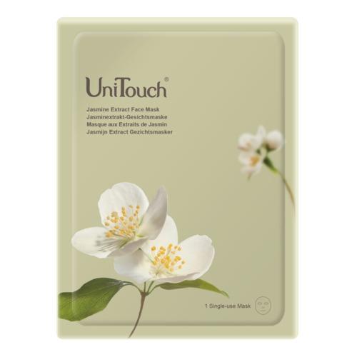UniTouch: Jasmijn Extract Gezichtsmasker - Rustgevend masker met jasmijn extract