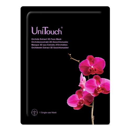 Garden UniTouch Orchidee Extract 3D Gezichtsmasker 3D masker met orchidee extract