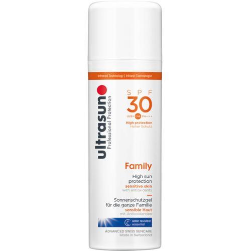 Body Ultrasun  Family SPF30 Zonnebrandcrème voor het hele gezin