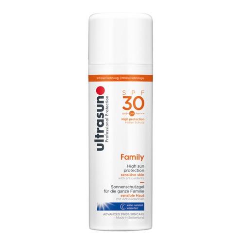 Body Ultrasun  Family SPF30 Zonnebrandcrème voor de gevoelige huid.