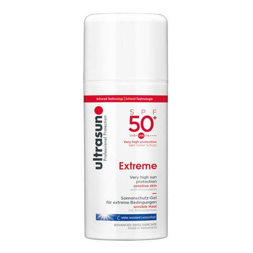 Body Ultrasun Extreme SPF 50+ Sonnenschutz-Lotion für ultra sensible Haut