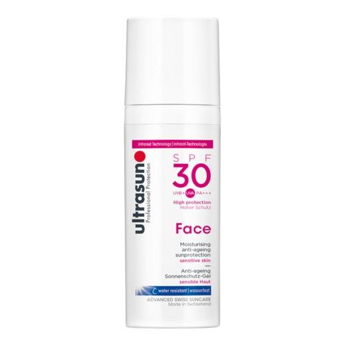 Face Ultrasun Anti-Age SPF30 Gesicht Sonnenschutz für empfindliche Haut
