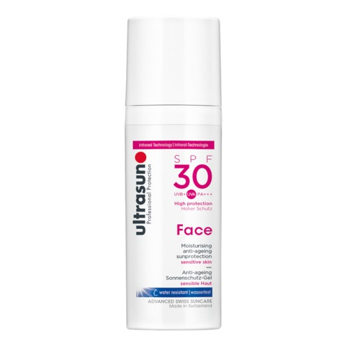 Face Ultrasun Anti-Age SPF30 Anti-Aging Sonnenschutz für sehr sensible Haut