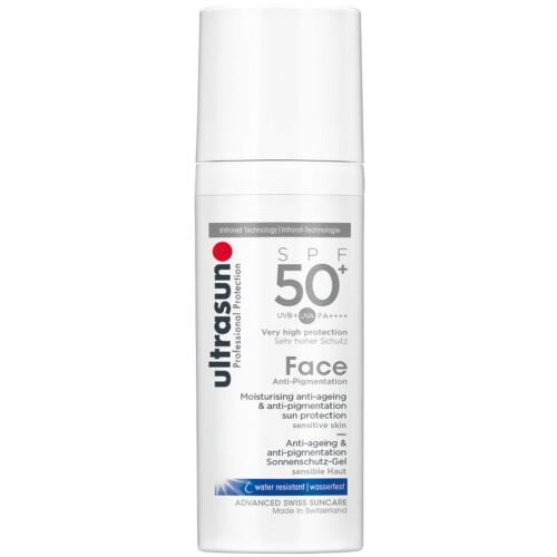 Face Ultrasun  Anti-Pigmentation SPF50+ Zonbescherming met SPF 50