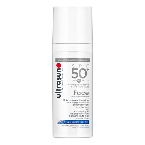 Face Ultrasun Anti-Pigmentation SPF50+ Gesichtssonnenschutz SPF50+ - ultra sensible Haut