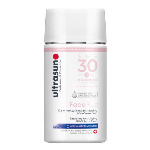 Face Ultrasun Face Fluid SPF 30 Face Fluid mit Lichtschutzfaktor SPF 30