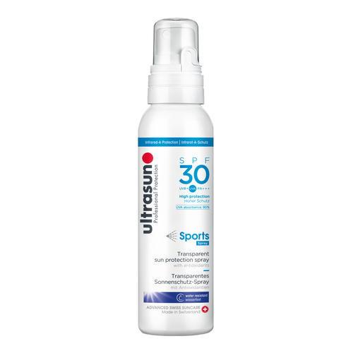 Body Ultrasun Sports Spray SPF30 Sonnenschutz mit SPF 30