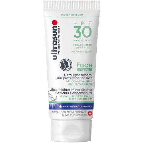 Face Ultrasun  Face Mineral SPF30 Sonnenschutz für überempfindliche Haut