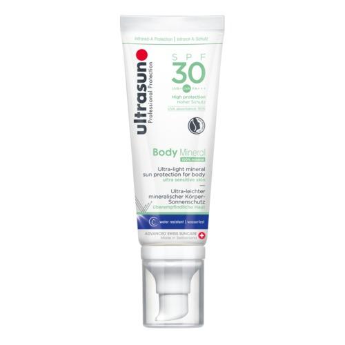 Body Ultrasun Body Mineral SPF 30 Sonnenschutz für überempfindliche Haut