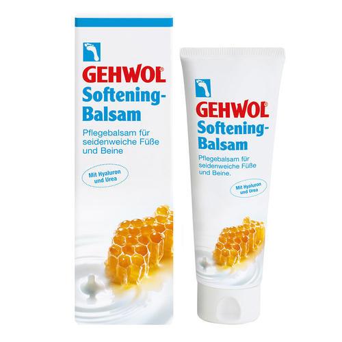 Fuß- und Beinpflege Gehwol Softening-Balsam Pflegebalsam für seidenweiche Füße und Beine