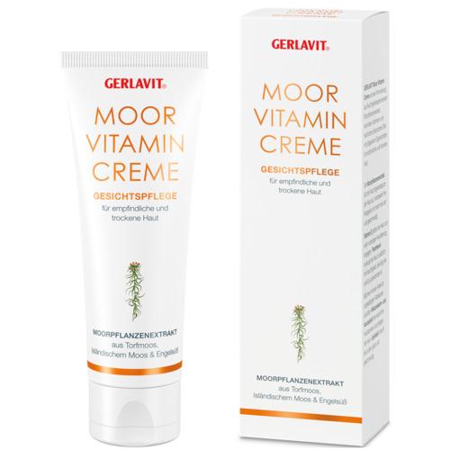 Diverse GEHWOL   Moor Vitamin Creme Gesichtscreme für empfindliche, trockene Haut
