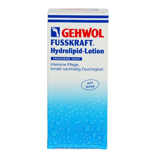 Fusskraft GEHWOL Hydrolipid-Lotion Müde Beine und Füße leben auf