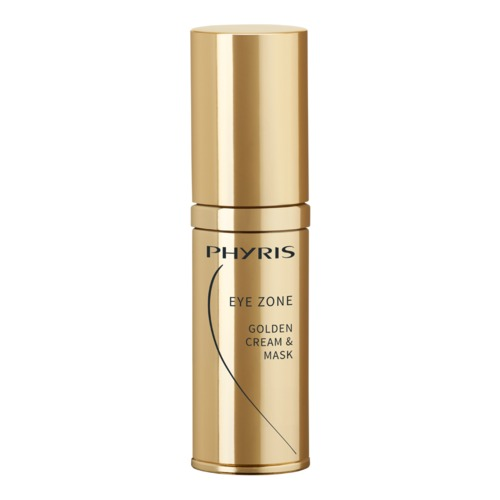 Eye Zone Phyris Golden Cream & Mask Zijdezachte oogcrème van PHYRIS