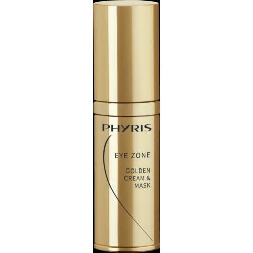 Eye Zone Phyris Golden Cream & Mask Zijdezachte oogcrème van PHYRIS
