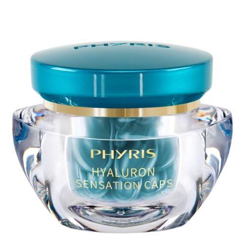 Hydro Active Phyris Hyaluron Sensation Caps 32 pcs With wrinkle-filler effect