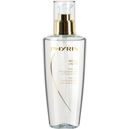 Cleansing Phyris Micell Liquid Micellar Cleansing Water with detox effect