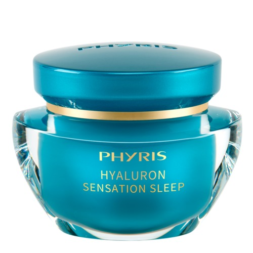 Phyris: Hyaluron Sensation Sleep 50 ml - Sleeping Cream with hyaluron
