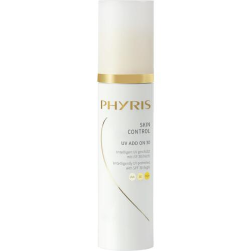 Skin Control Phyris UV Add On LSF 30 Variabel en individueel bruikbaar zonneserum