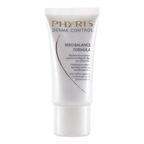 Derma Control PHYRIS Sebo Balance Formular Smoothening, sebum-regulating face care