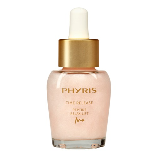 TIME RELEASE PHYRIS Peptide Relax-Lift Relaxing and smooting anti-aging serum