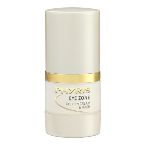 Eye Zone PHYRIS Golden Cream & Mask Cremig-zarte Augencreme