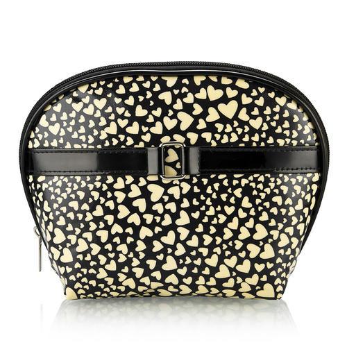 Zubehör ARABESQUE Kosmetiktasche Herz Herziger Begleiter für die Handtasche