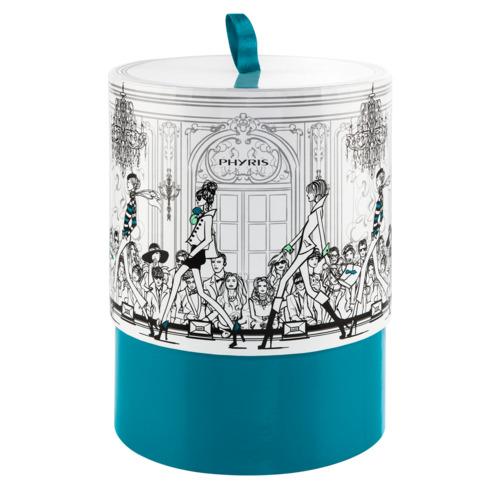Phyris Geschenkbox türkis, unbefüllt Hochwertige Geschenkverpackung