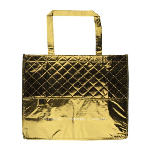 Art Professional  Shoppertasche gold Tasche mit Logos
