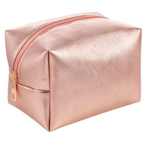 ARABESQUE Make-up tasje roségold Make-up tasje voor cosmetica